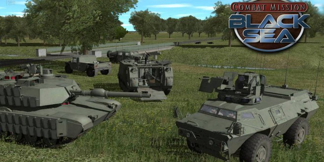 Combat Mission Black Sea Demo
