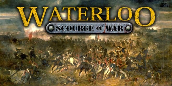 Scourge of War: Waterloo выйдет 11 июня